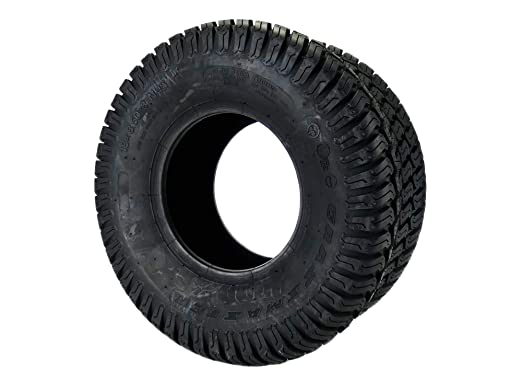 1) Wanda 18 x 8.50 - 8 neumáticos 4 PLY cortacésped Garden Tractor ...