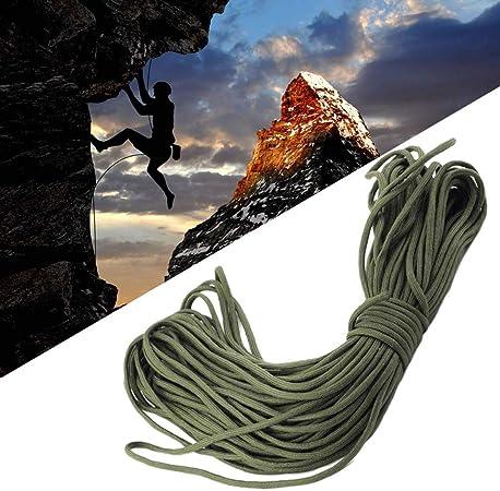 Longspeed 10 Colores 550 Cuerda de cordón de paracaídas Mil ...