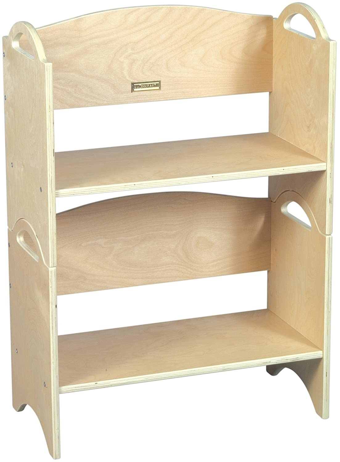 Guidecraft Stacking Bookshelf GDCG6431 535730