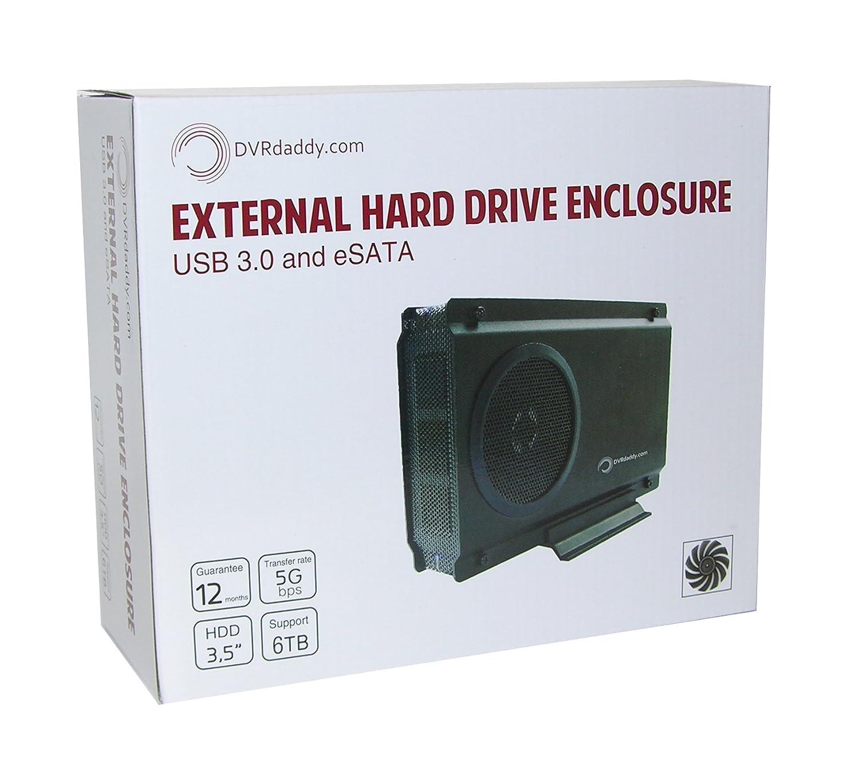 DVRdaddy 2TB External DVR Hard Drive Expander for DirecTV