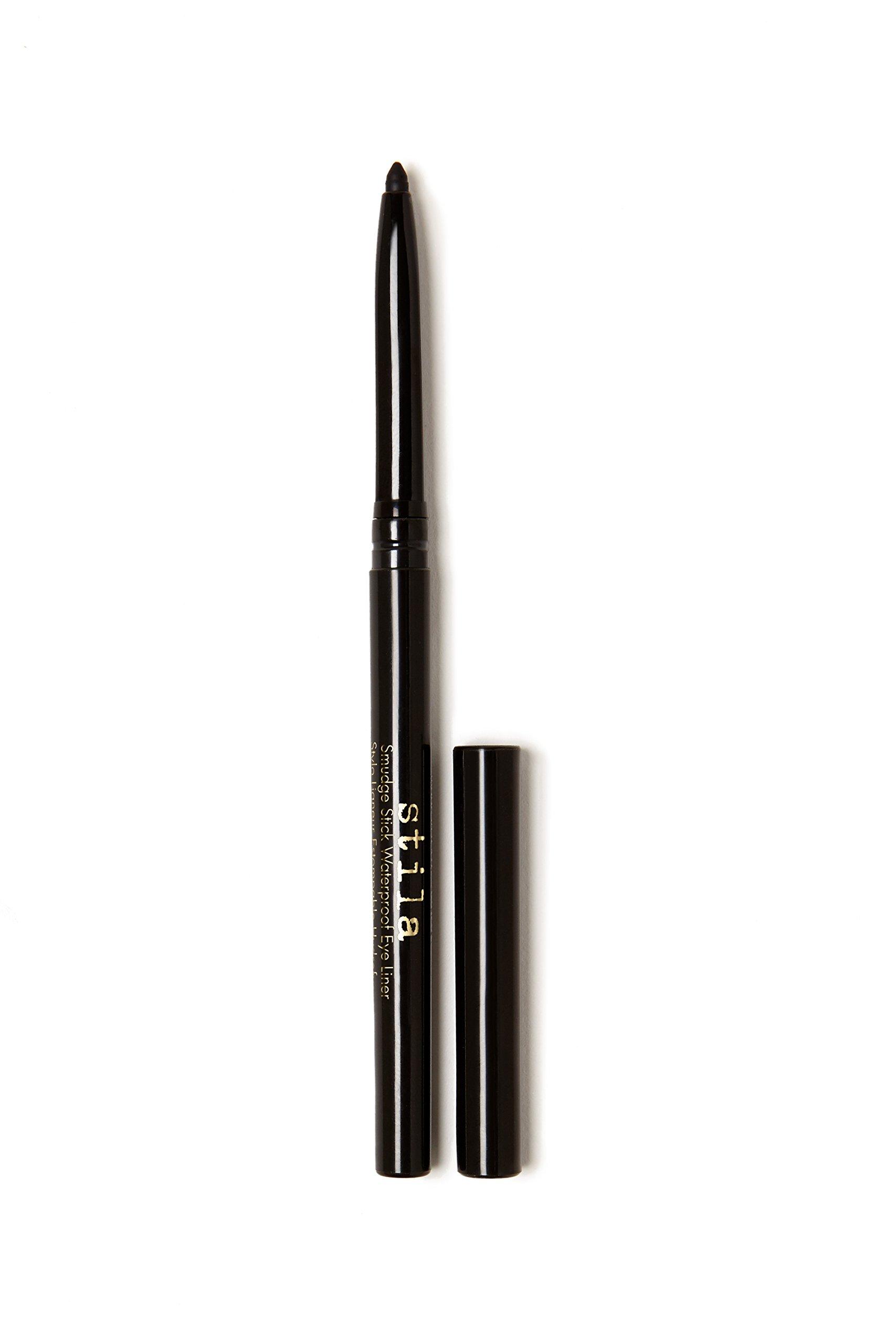 stila Smudge Stick Waterproof Eye Liner, Stingray (Jet Black)
