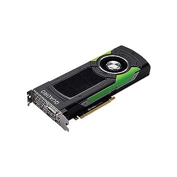 PNY VCQP6000-PB Quadro P6000 24GB GDDR5 - Tarjeta gráfica (Quadro P6000, 24 GB, GDDR5, 384 bit, 7680 x 4320 Pixeles, PCI Express x16 3.0)