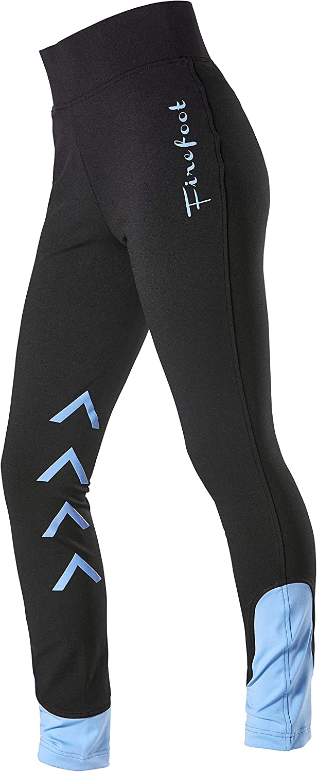 Equipride Firefoot Kids Riding Breeches Leggings Childrens with Silicon 4 Colours 20-28