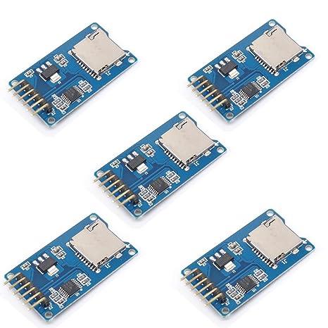 Willwin - 5 adaptadores de Tarjeta Micro SD Micro SDHC Mini ...