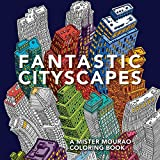 ISBN: 1501144812 - Fantastic Cityscapes: A Mister Mourao Coloring Book