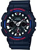 Casio G-Shock – Men's Analogue/Digital Watch with Resin Strap – GA-120TR-1AER