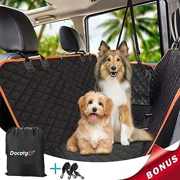 Coprisedile posteriore per cani animali domestici e famiglia