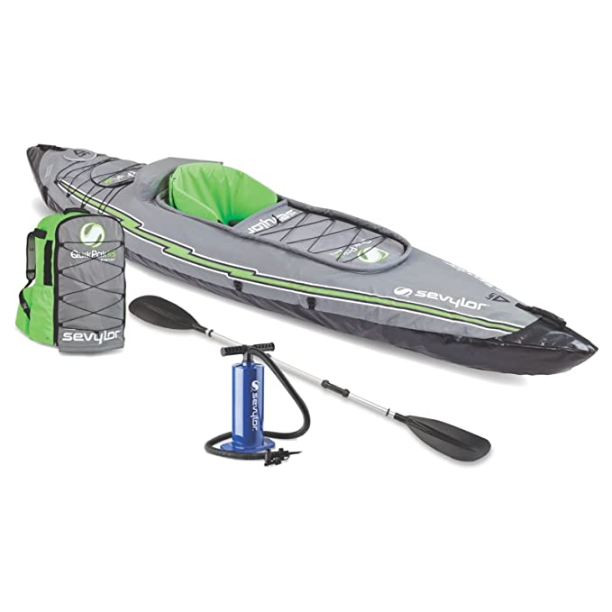SEVYLOR Quikpak K5 - Kayak para 1 Persona: Amazon.es ...