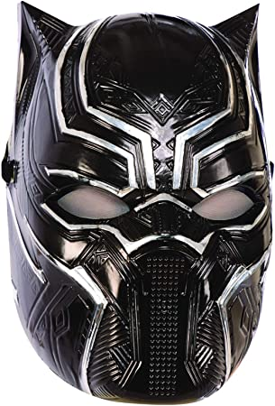 Halloween enia – Accesorios de Disfraz para niños, Black Panther ...