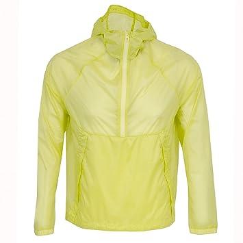 J Lindeberg Jimmy Transparent Nylon Jacket Men yellow JgF9L