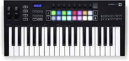 Novation Launchkey 37 [MK3] Controlador de teclado MIDI ...