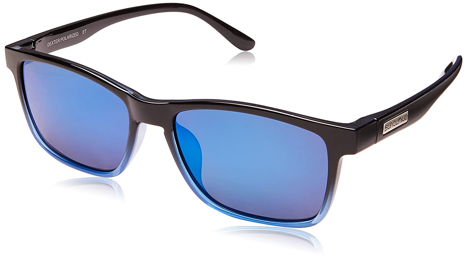 d2499e450e Amazon.com  Suncloud Dexter Polarized Sunglasses