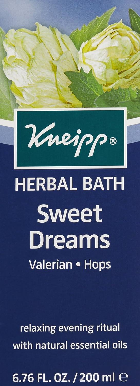 Amazon.com: Kneipp Herbal Bath, Value Size, Sweet Dreams, Valerian ...