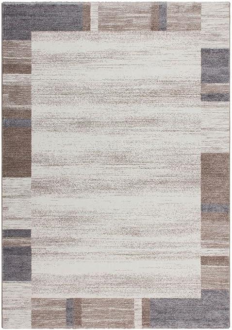 Alfombra sala de estar Tapiz Carpet geometría Design