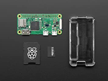 Raspberry Pi Zero W Basic Pack - Includes Pi Zero W: Amazon.es ...