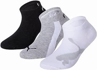 Puma 204202001 - Calcetines cortos para niños, conjunto de 3