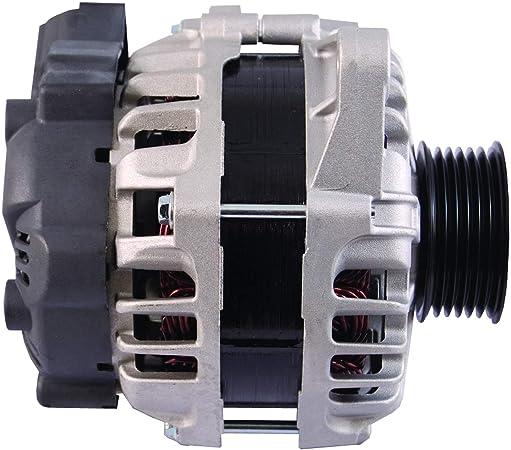 /> 94 2.0 gasolina van XN1TA 78 Alternador Cinturón v Ventilador Para Talbot Express 82