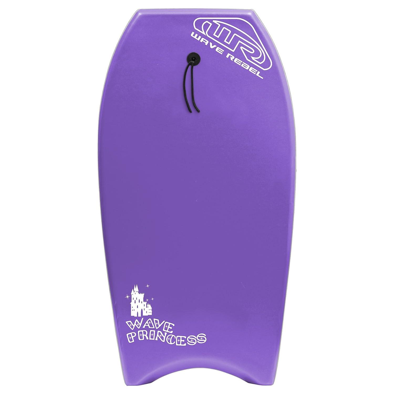 Local Motion Wave Rebel Womens Wave Princess 39 Inch Body Board Roller Derby B130W