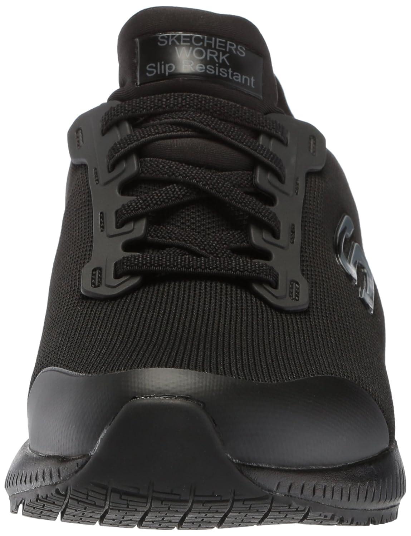 e422d0634c Amazon.com | Skechers for Work Women's Squad SR Food Service Shoe | Shoes