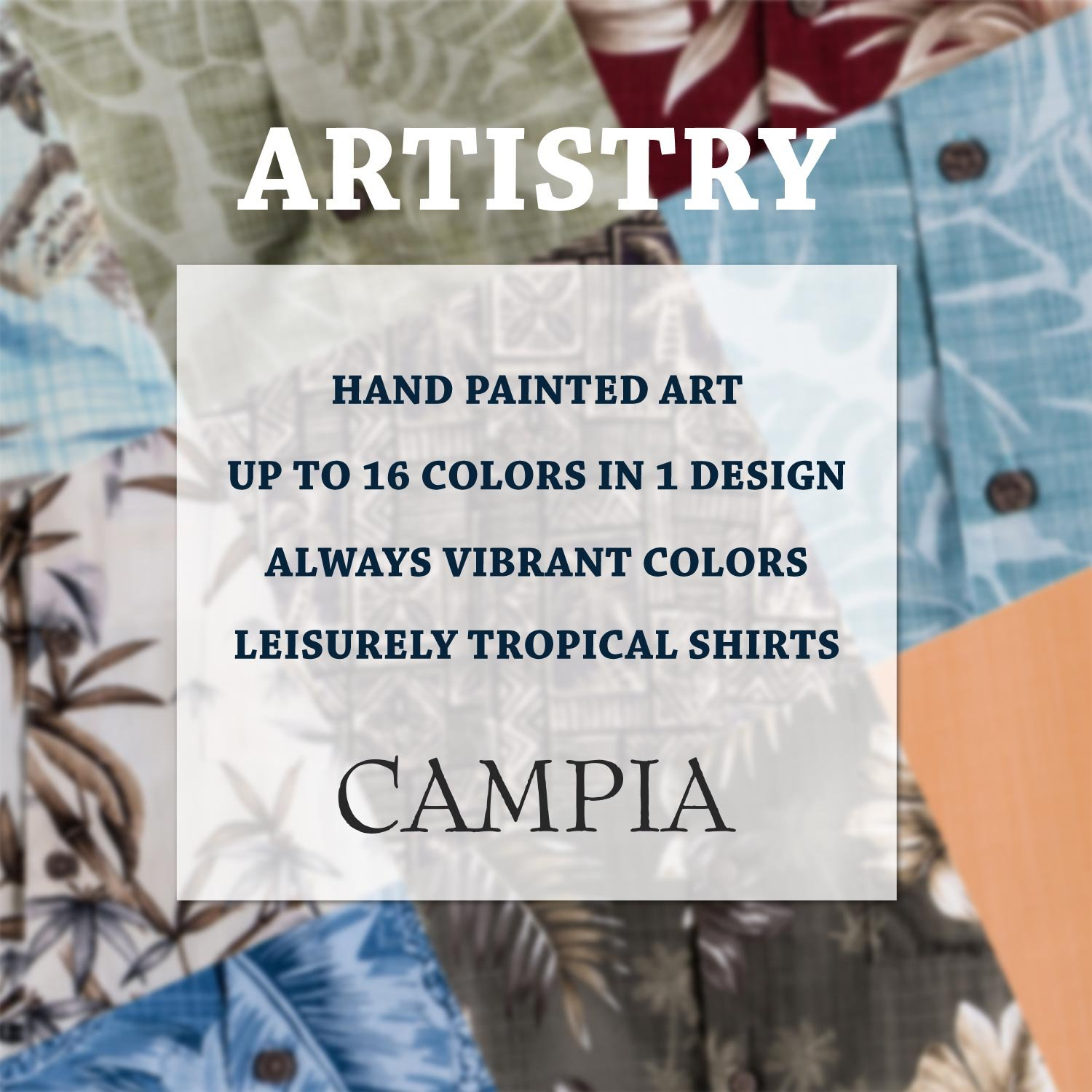 Campia Men/'s Classic Button Down Shirt Short Sleeves in Solid Colors