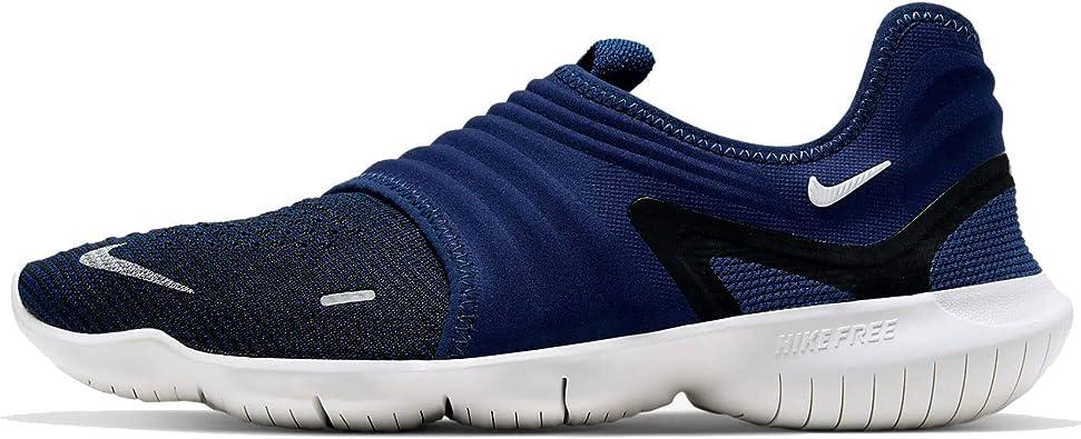 Amazon.com: Nike Free Rn Flyknit 3.0 Mens Aq5707-403 Size 8 ...
