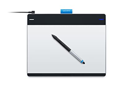 Wacom Intuos Pen and Touch Medium Tablet (CTH680) (Old Version)