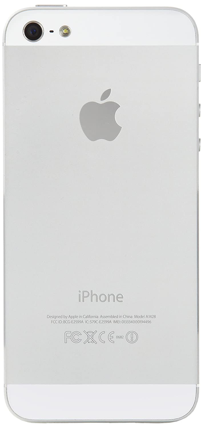 Iphone 5 back png apple iphone 5 16gb - Amazon Com Apple Iphone 5 16gb White T Mobile Cell Phones Accessories