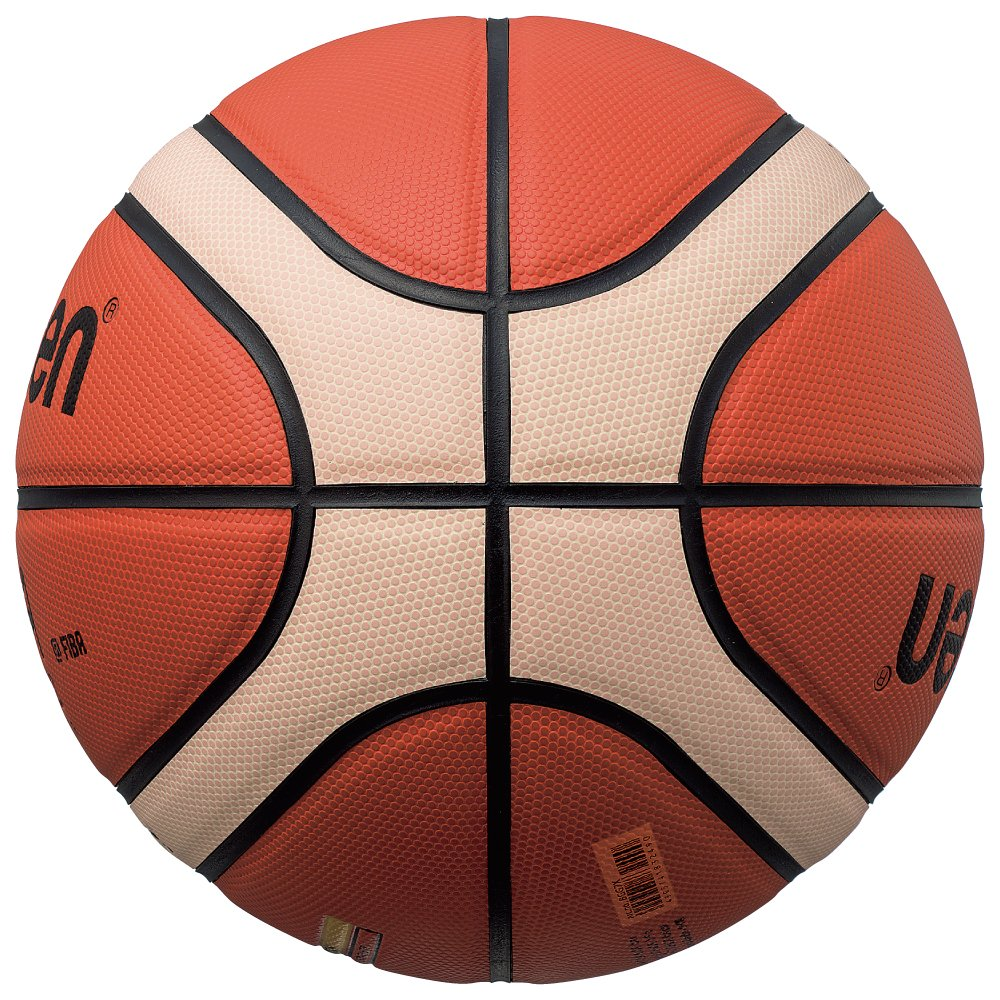 Molten X-Series Leather Basketball BGLX FIBA Approved
