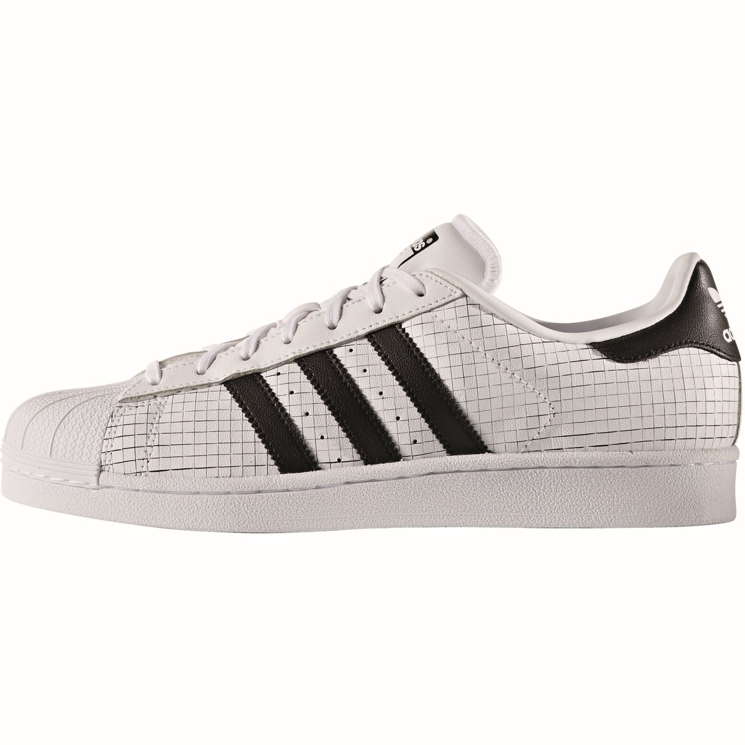 adidas Originals Superstar Sneaker Edition Schuh AQ8333  45 1/3 EU|Blanc