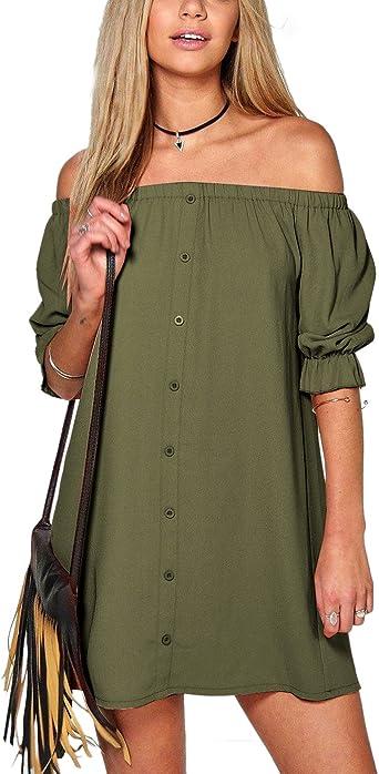 YAYI - Falda - para niña verde verde Small: Amazon.es: Ropa y ...