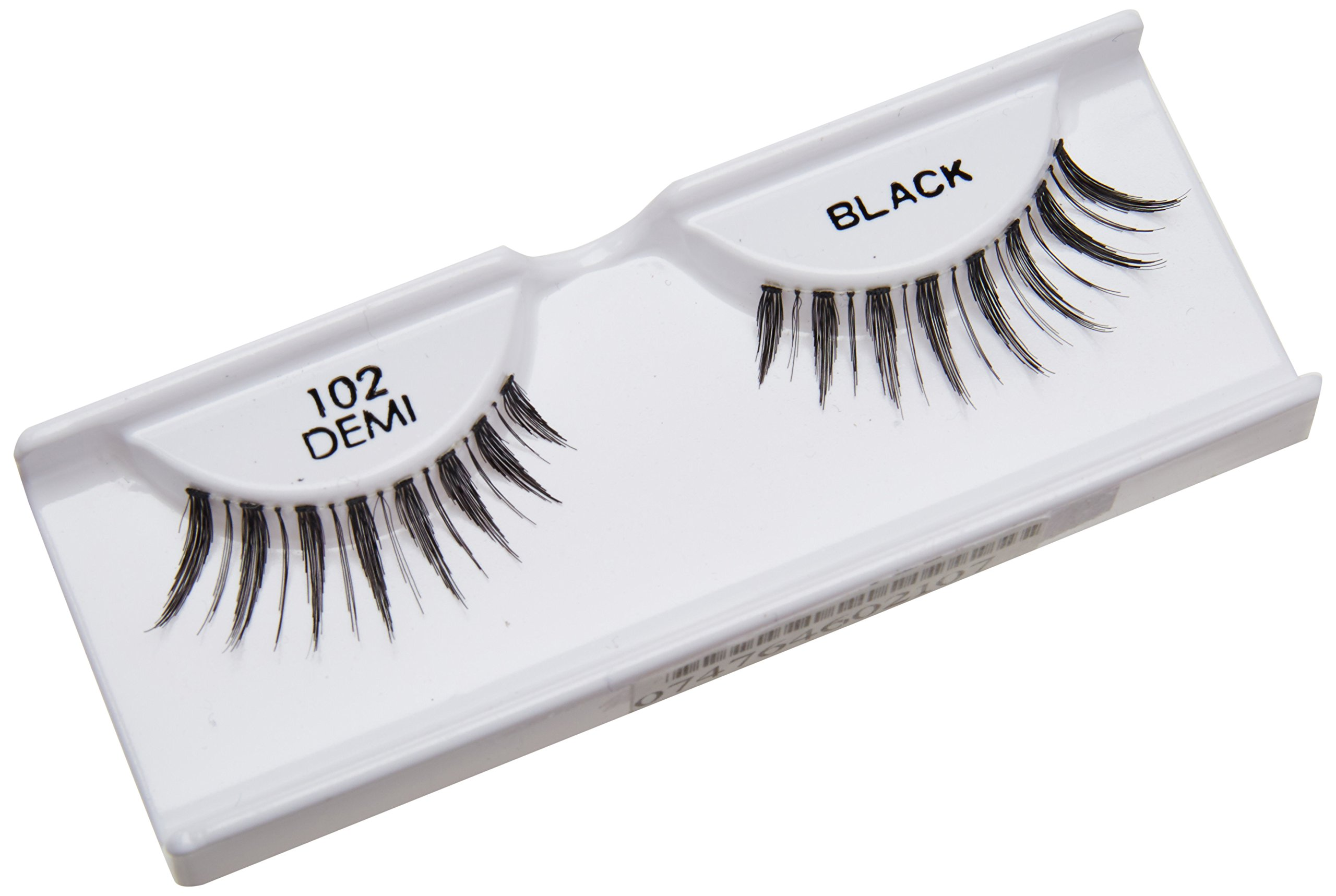 fb18d645da8 Amazon.com : Ardell Fashion Lashes Pair - 102 Demi, Black (Pack of 4) : Fake  Eyelashes And Adhesives : Beauty