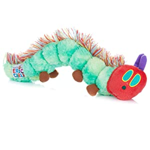 World of Eric Carle, The Very Hungry Caterpillar Bean Bag Toy