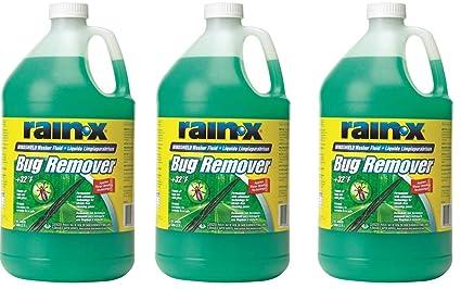 RainX RX68806 Rain-X Bug Remover GZjJdI, 3Pack