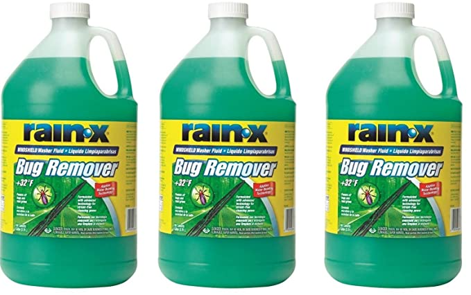 Amazon.com: RainX RX68806 Rain-X Bug Remover GZjJdI, 3Pack: Home & Kitchen