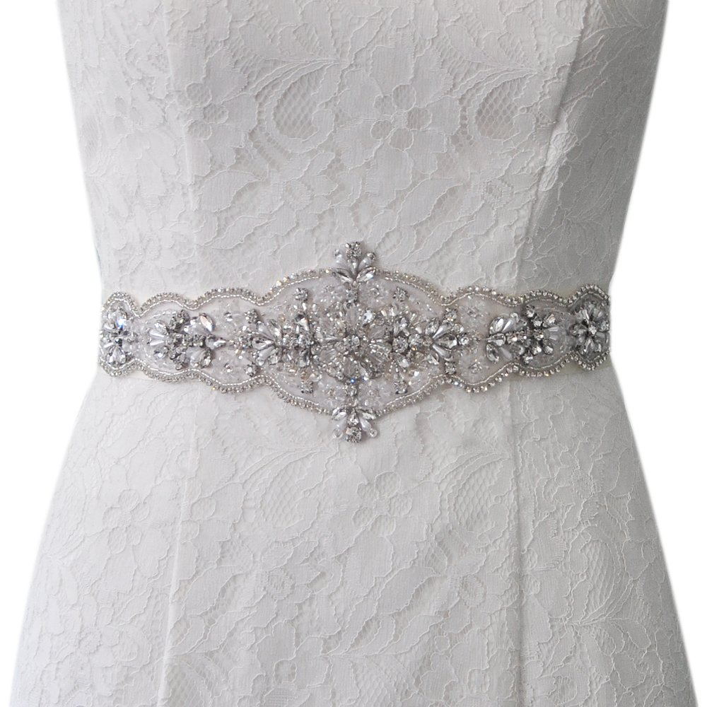 THK-Wedding ACCESSORY レディース  Applique Only (No Ribbon) B076P4QZPC