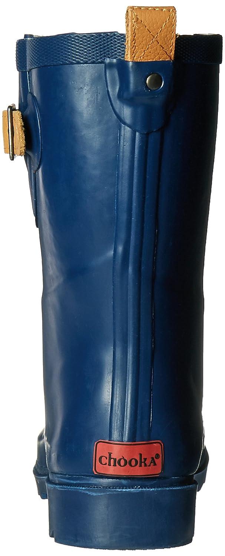 Chooka Women's Mid-Height Rain Boot B01BUE2MPU 7 B(M) US|Deep Navy