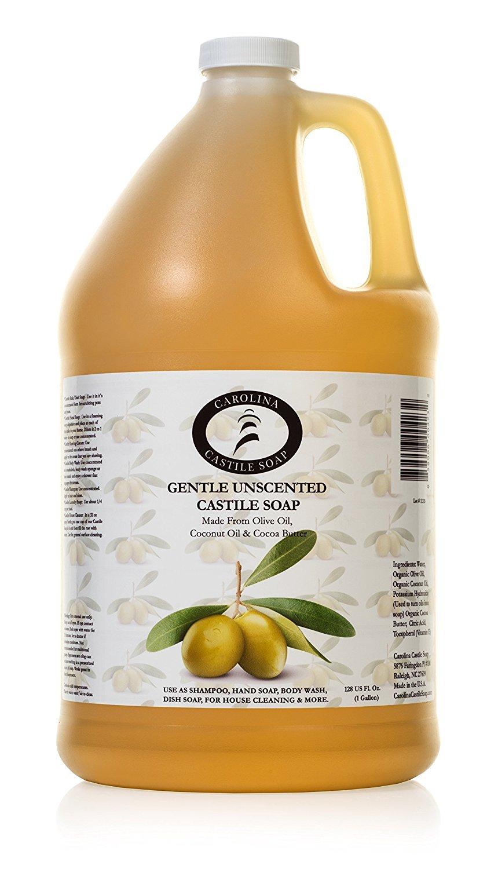 予約販売 Carolina Castile Castile Soap Soap ジェントル無香料認定オーガニック 32オズ B00E3HYW5A 1ガロン 1ガロン 1ガロン, キタジマチョウ:c5a0d0ae --- agiven.com