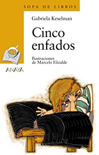 Cinco enfados (Sopa de libros) (Spanish Edition)