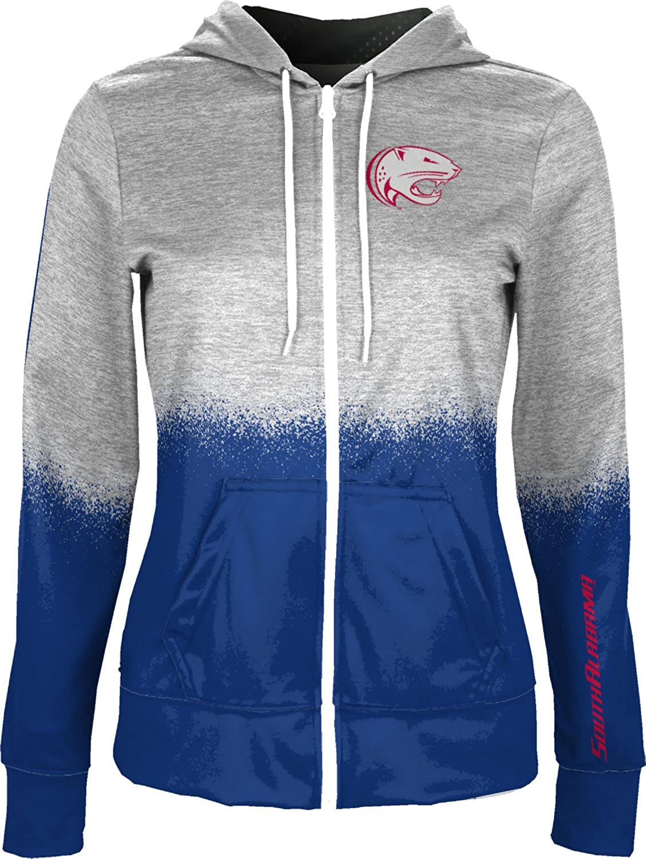 Spray Over ProSphere University of South Alabama Girls Zipper Hoodie School Spirit Sweatshirt