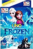 Set of UNO Cards for Card Family Board Game Frozen / Princess