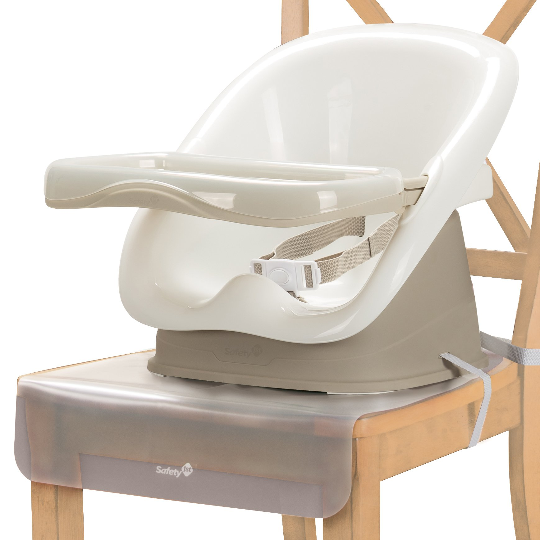 Safety 1st Clean and Comfy Feeding Booster by Safety 1st (Image #1)