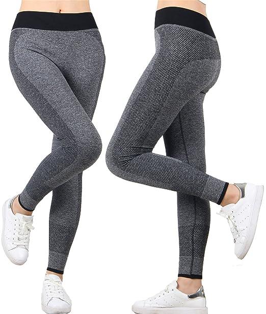 Amazon.com: Pop Fashion Activewear – Pantalones de yoga para ...