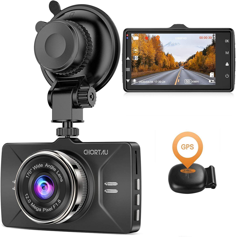 2021 Version Chortau Dashcam Gps Autokamera Full Hd Elektronik