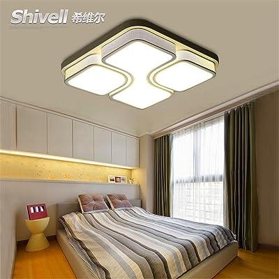 DengWu Plafonniers Lampe de plafond led éclairage de salon lampe de ...