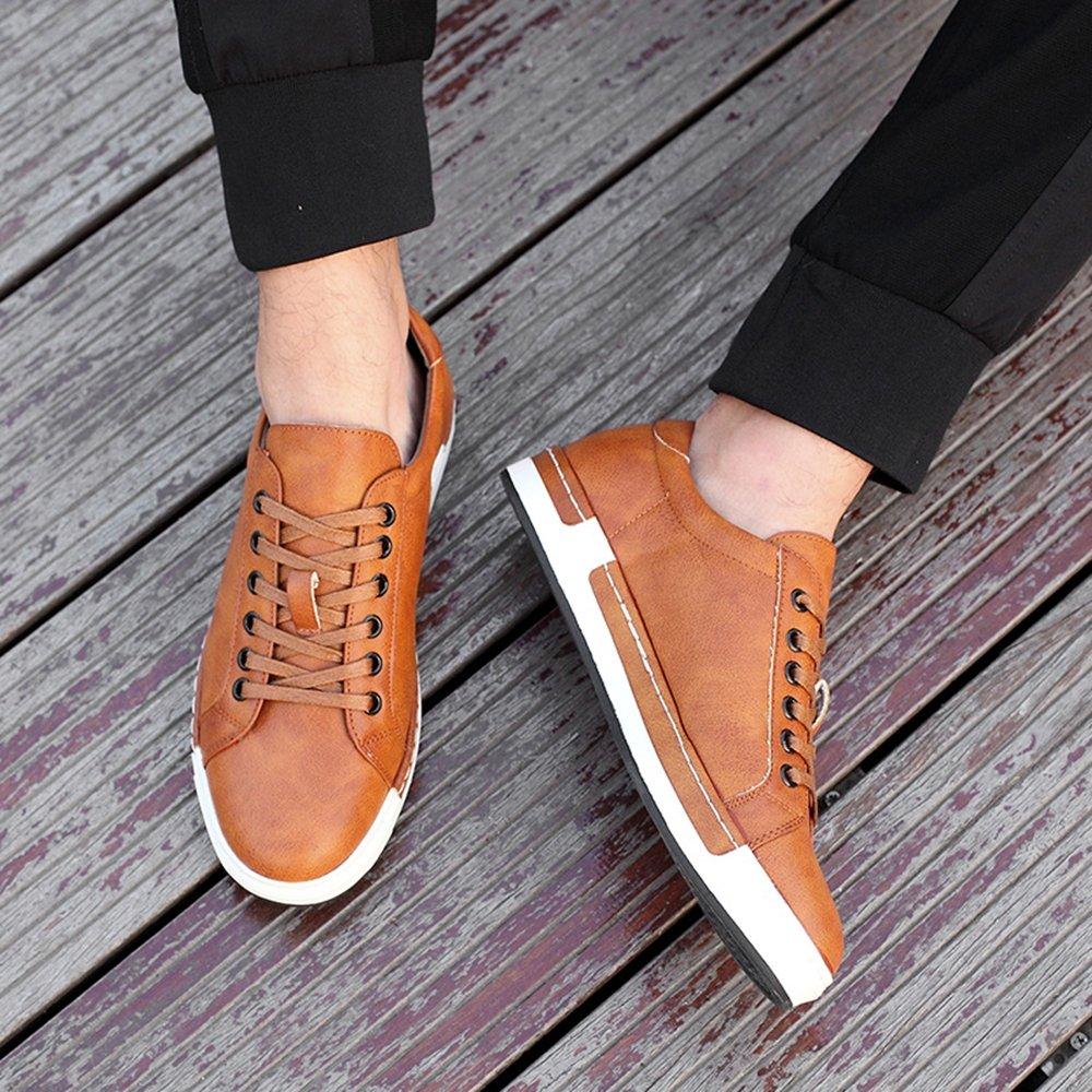 YING LAN Mens Fashion Sneakers Classic Lightweight Casual Shoes