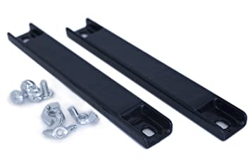 Magnetic License Plate Holder with Hardware | Strong Magnets With Rubber Coating | Perfect for Dealer  sc 1 st  Amazon.com & Amazon.com: Magnetic License Plate Holder with Hardware | Strong ...