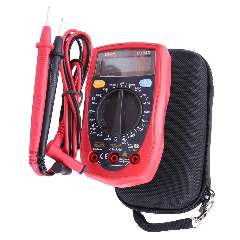 Hard Storage Tools Case for Etekcity MSR-R500 Digital Multimeters by Aenllosi