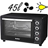 Four multifonction chaleur tournante - ROBBY Oven (45 Litres)