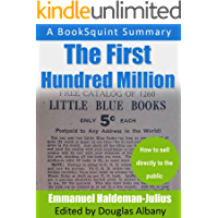 BookSquint Summary of The First Hundred Million (BookSquint Summaries) (English Edition)
