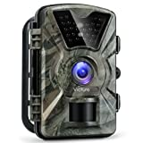 "Amazon Price History for:?Upgraded?Victure Trail Camera 1080P 12MP Wildlife Camera Motion Activated Night Vision 20m with 2.4"" LCD Display IP66 Waterproof Design for Wildlife Hunting and Home Security"
